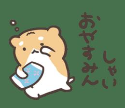 hakata ben hamster sticker #1378809
