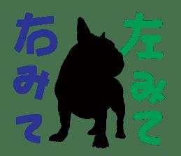 Life of French Bulldog Amelie sticker #1379283