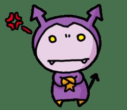 angel&devil sticker #1379559