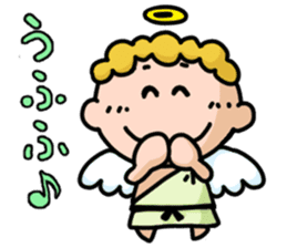 angel&devil sticker #1379568