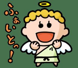 angel&devil sticker #1379569