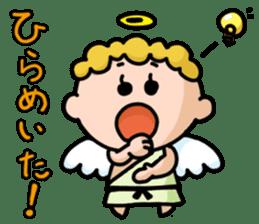 angel&devil sticker #1379571
