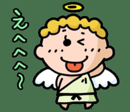 angel&devil sticker #1379572
