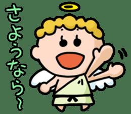 angel&devil sticker #1379574