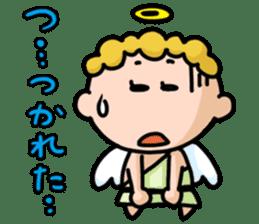 angel&devil sticker #1379575
