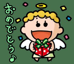 angel&devil sticker #1379576