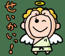 angel&devil sticker #1379577