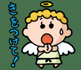angel&devil sticker #1379579