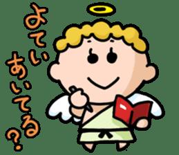 angel&devil sticker #1379581