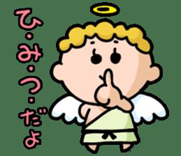 angel&devil sticker #1379582