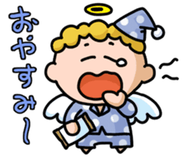 angel&devil sticker #1379584