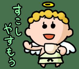 angel&devil sticker #1379585