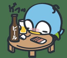 Nanki-Shirahama, ShiraPen sticker #1380574