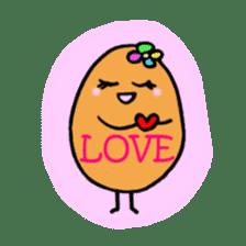 tamako and tamao's everyday life sticker #1381307