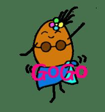 tamako and tamao's everyday life sticker #1381311