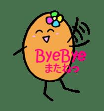 tamako and tamao's everyday life sticker #1381341