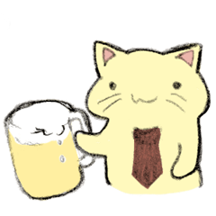 Boss Cats And Mouse Sticker.