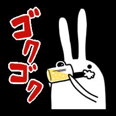 Party Rabbit Utan