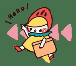 GOGOharukanbo! sticker #1382467