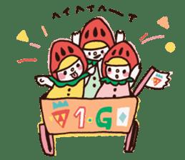 GOGOharukanbo! sticker #1382469