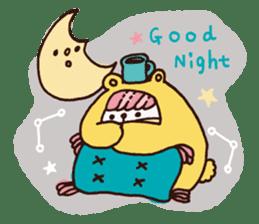 GOGOharukanbo! sticker #1382472