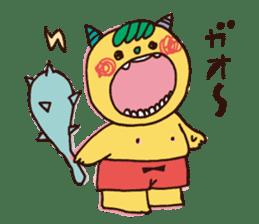 GOGOharukanbo! sticker #1382494