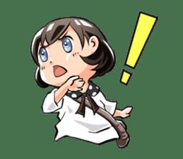 Pandemic! Sunao-chan sticker #1382631