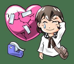 Pandemic! Sunao-chan sticker #1382633