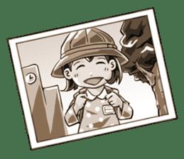 Pandemic! Sunao-chan sticker #1382665