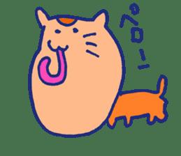 Animal Perowne Stickers sticker #1382668