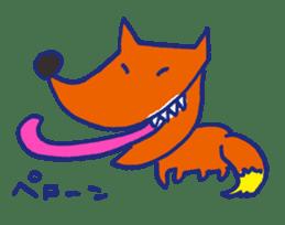 Animal Perowne Stickers sticker #1382674