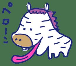 Animal Perowne Stickers sticker #1382679
