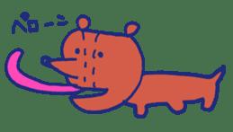 Animal Perowne Stickers sticker #1382698