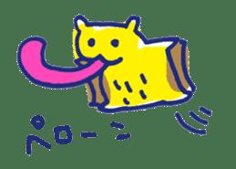 Animal Perowne Stickers sticker #1382699