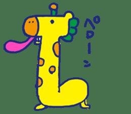 Animal Perowne Stickers sticker #1382701