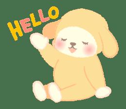 Maple Sheep sticker #1382946