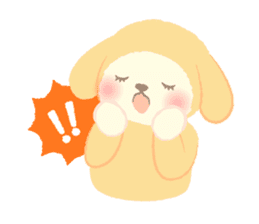 Maple Sheep sticker #1382950