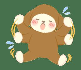 Maple Sheep sticker #1382956
