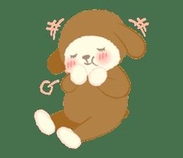 Maple Sheep sticker #1382957