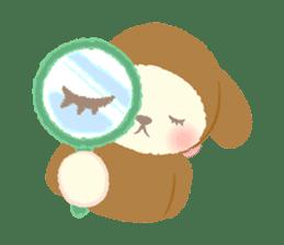 Maple Sheep sticker #1382962