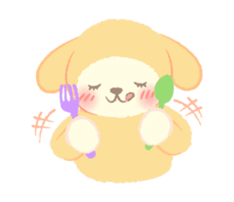 Maple Sheep sticker #1382968