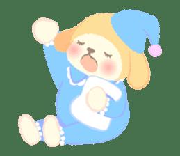 Maple Sheep sticker #1382971