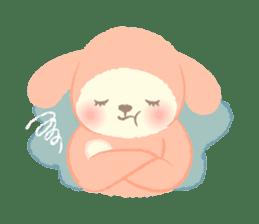 Maple Sheep sticker #1382976