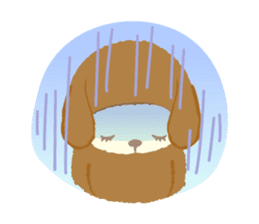 Maple Sheep sticker #1382978