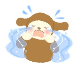 Maple Sheep sticker #1382979