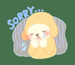 Maple Sheep sticker #1382982