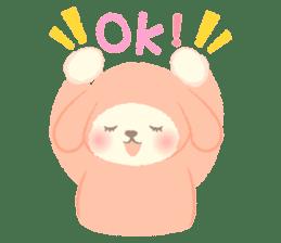 Maple Sheep sticker #1382984