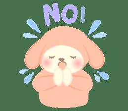 Maple Sheep sticker #1382985