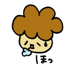 Mokemoke chan Part 2 sticker #1383060