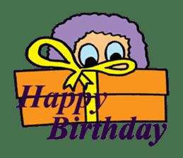 Purple People 2 sticker #1383874